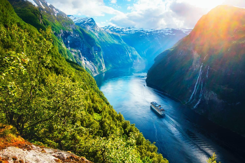 I Fiordi della Norvegia e le Isole Lofoten