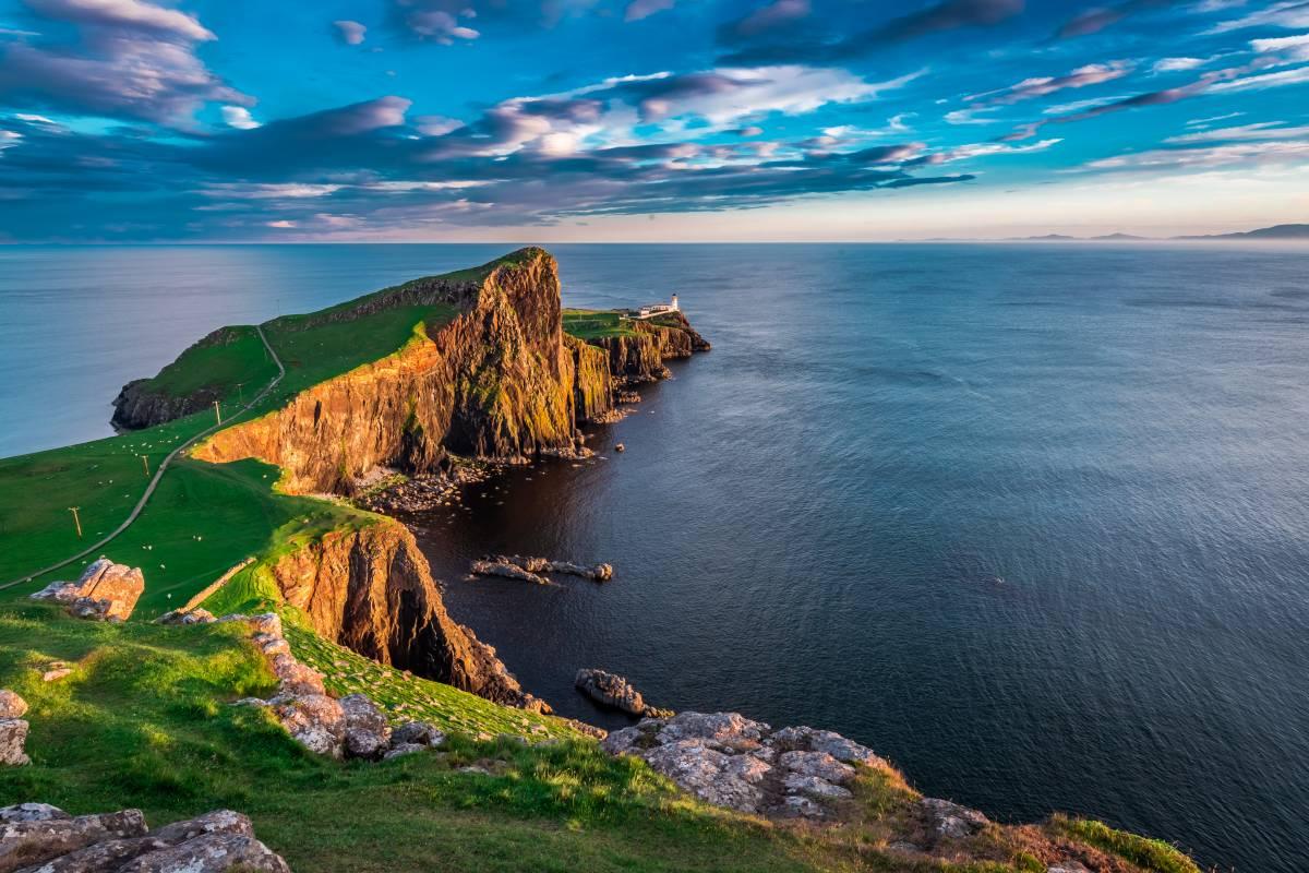 Dalla Scozia all'Irlanda
